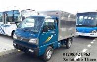 Bán xe tải nhỏ Thaco 900kg, Thaco Towner 800, có xe giao ngay giá 156 triệu tại Tp.HCM
