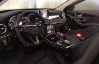 Bán xe Mercedes C200 đời 2017, màu đen, nhập khẩu giá 1 tỷ 300 tr tại Tp.HCM