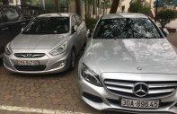 Cần bán lại xe Mercedes C200 2015, màu bạc   giá 1 tỷ 160 tr tại Hà Nội