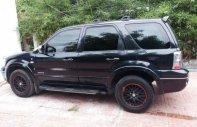 Cần bán gấp Ford Escape 2008, màu đen, nhập khẩu, giá 249tr giá 249 triệu tại Tp.HCM