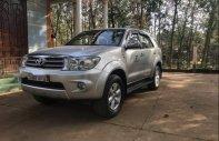 Bán Toyota Fortuner G năm 2010, màu bạc số sàn, giá 635tr giá 635 triệu tại Bình Phước