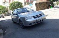 Cần bán lại xe Daewoo Lacetti đời 2009, màu bạc, 198tr giá 198 triệu tại Bình Dương