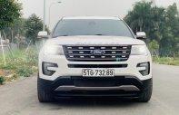 Bán Ford Explorer sản xuất 2017 màu trắng, giá chỉ 2 tỷ 050 triệu nhập khẩu nguyên chiếc giá 2 tỷ 50 tr tại Hà Nội