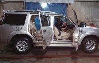 Bán Ford Everest sản xuất năm 2009, màu bạc còn mới giá 452 triệu tại Nghệ An