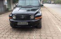 Bán Ssangyong Korando 2.0 MT năm sản xuất 2002, màu đen chính chủ   giá 186 triệu tại Hà Nội