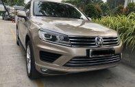 Bán Volkswagen Touareg 2016, xe đăng ký mới 2018-xe còn bảo hành 1 năm giá 2 tỷ 349 tr tại Tp.HCM