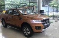 Bán Ford Ranger Wildtrak 4x4 sản xuất năm 2018, nhập khẩu giá 918 triệu tại Hà Nội
