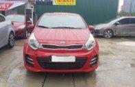 Cần bán xe Kia Rio sản xuất 2015 màu đỏ, giá tốt, xe nhập giá 496 triệu tại Hà Nội
