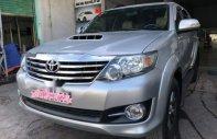 Cần bán gấp Toyota Fortuner năm 2016, màu bạc số sàn giá cạnh tranh giá 879 triệu tại Bình Dương
