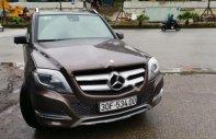 Bán xe Mercedes GLK250 4Matic 2014, màu nâu giá 1 tỷ 150 tr tại Hà Nội