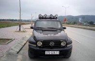 Bán xe Ssangyong Korando TX-5 4x2 AT đời 2004, màu đen, nhập khẩu chính chủ, giá tốt giá 190 triệu tại Nghệ An