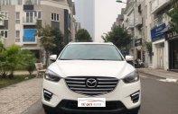 Bán Mazda CX 5 2.5L 2WD sản xuất năm 2016, màu trắng giá 862 triệu tại Hà Nội