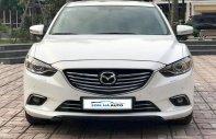 Bán xe Mazda 6 2.0 AT năm 2016, màu trắng giá cạnh tranh giá 765 triệu tại Hà Nội