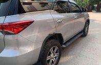 Cần bán lại xe Toyota Fortuner đời 2017, màu bạc, xe nhập giá 1 tỷ 60 tr tại Hà Nội