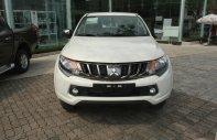 Cần bán Mitsubishi Triton đời 2018, màu trắng, xe nhập thái. Xe có sẵn, giao ngay - LH: 0911821457 giá 555 triệu tại Quảng Trị
