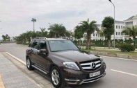 Cần bán gấp Mercedes GLK 250 sản xuất năm 2014, màu nâu giá 1 tỷ 190 tr tại Hà Nội