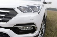 Cần bán gấp Hyundai Santa Fe năm 2017, màu trắng giá 1 tỷ 88 tr tại Hà Nội