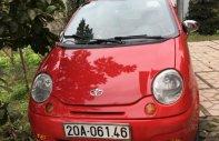 Bán xe Daewoo Matiz MT sản xuất năm 2004, màu đỏ giá 60 triệu tại Hà Nội