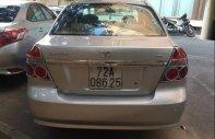 Cần bán lại xe Daewoo Gentra sản xuất năm 2008, màu bạc giá 183 triệu tại Tp.HCM