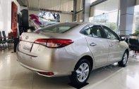 Cần bán Toyota Vios sản xuất năm 2018, màu bạc, 509 triệu giá 509 triệu tại Tp.HCM