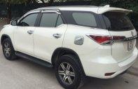Cần bán gấp xe cũ Toyota Fortuner AT đời 2017, màu trắng giá 1 tỷ 200 tr tại Hà Nội