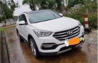 Cần bán xe Hyundai Santa Fe 2.2L 4WD năm 2018, màu trắng số tự động giá 960 triệu tại Hà Nội