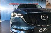 Bán Mazda CX 5 sản xuất 2018, màu xanh  giá 899 triệu tại Tp.HCM