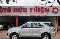 Bán Toyota Fortuner 4x2AT năm 2013, màu bạc, giá chỉ 705 triệu, LH 0912252526 giá 705 triệu tại Hà Nội