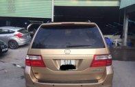 Cần bán lại xe Honda Odyssey đời 2005, màu vàng xe gia đình giá cạnh tranh giá 535 triệu tại Tp.HCM