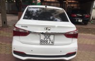 Cần bán Hyundai Grand i10 1.2 MT đời 2017, màu trắng, xe đẹp từ ngoài vào trong - Đủ đồ giá 395 triệu tại Hà Nội