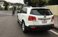 Bán ô tô Kia Sorento đời 2013, màu trắng, giá 620tr giá 620 triệu tại Hà Nội