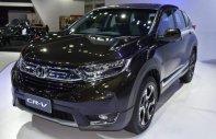 Cần bán Honda CR V sản xuất năm 2018, màu đen, nhập khẩu nguyên chiếc giá 1 tỷ 83 tr tại Tp.HCM