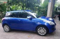 Bán xe Suzuki Swift 2014, màu xanh, số tự động, xe mua từ mới, một chủ sử dụng từ đầu giá 399 triệu tại Thái Nguyên