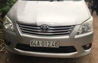 Cần bán xe Toyota Innova E đời 2013 giá cạnh tranh giá 490 triệu tại Vĩnh Long