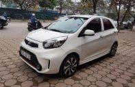 Chính chủ bán Kia Morning đời 2016, màu trắng giá 375 triệu tại Hà Nội