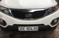 Cần bán gấp Kia Sorento 2.4 AT sản xuất năm 2014, màu trắng  giá 650 triệu tại Hà Nội