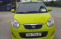 Cần bán xe Kia Morning 20 sản xuất 2010, nhập khẩu nguyên chiếc giá 195 triệu tại Hà Nội