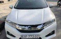 Bán ô tô Honda City AT 2016, màu trắng giá cạnh tranh giá 520 triệu tại Tp.HCM