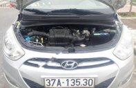 Cần bán lại xe Hyundai i10 1.1 MT năm 2013, nhập khẩu nguyên chiếc từ Ấn Độ, không lỗi, không taxi, dịch vụ giá 245 triệu tại Nghệ An