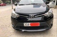 Cần bán xe Toyota Vios năm sản xuất 2015, màu đen   giá 455 triệu tại Hà Nội