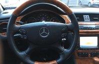 Bán Mercedes CLS 500 đời 2005, màu đen, nhập khẩu, Đk lần đầu 2007 giá 490 triệu tại Hải Dương