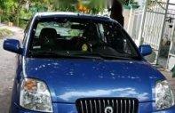 Bán Kia Morning sản xuất năm 2005, màu xanh lam giá 190 triệu tại Bình Dương
