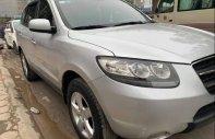Cần bán gấp Hyundai Santa Fe năm sản xuất 2009, màu bạc chính chủ giá cạnh tranh giá 535 triệu tại Hà Nội