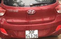 Bán Hyundai Grand i10 đời 2015, màu đỏ, xe nhập   giá 268 triệu tại Hà Nội