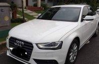 Cần bán xe Audi A4 sản xuất năm 2013, màu trắng, nhập khẩu còn mới, giá tốt giá 990 triệu tại Tp.HCM