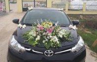 Cần bán gấp Toyota Vios 2017, màu đen, xe đẹp giá 530 triệu tại Hà Nội