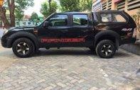 Cần bán xe Ford Ranger đời 2010, màu đen giá cạnh tranh giá 325 triệu tại Hà Nội