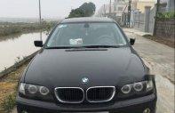 Bán xe BMW 3 Series 318i sản xuất năm 2004, màu đen, xe nhập giá 220 triệu tại Hà Nội