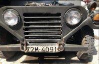 Bán ô tô Jeep A2 năm sản xuất 1980, nhập khẩu, giá tốt giá 120 triệu tại Tp.HCM