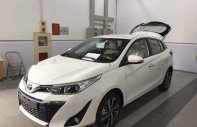 Bán ô tô Toyota Yaris Verso G đời 2019, màu trắng, nhập khẩu, giá tốt giá 650 triệu tại Hà Nội